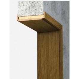 Obložková zárubeň Naturel 60 cm pro tloušťku stěny 24-28 cm dub levá O6DP60L