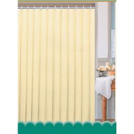 Sprchový závěs Sapho béžová 0201104BE - AQUALINE polyester jednobarevný béžový 0201104 BE 180 x 200 cm