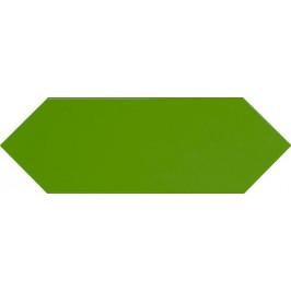 Obklad Ribesalbes Picket green 10x30 cm lesk PICKET2826