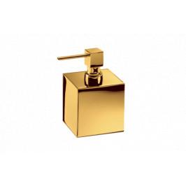 Dávkovač mýdla zlatý, Decor Walther, 0825020