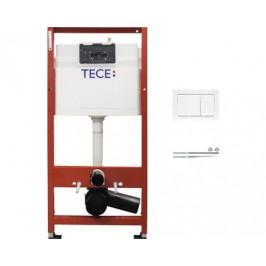 TECEprofil modul k WC do sádrokartonu s tlačítkem TECEbase 9.400.000