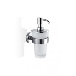 Dávkovač mýdla Decor Walther BASIC, chrom, 0530800