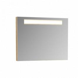Zrcadlo s osvětlením Ravak Classic 70x55 cm bílá X000000954