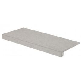 Schodová Tvarovka Rako Block šedá 40x80 cm mat DCF84781.1