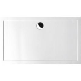 Polysan KARIA sprchová vanička z litého mramoru, obdélník 120x70x4cm, bílá,47511