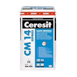 Lepidlo Ceresit CE 14 Express šedá 25 kg C2FE CM1425EX