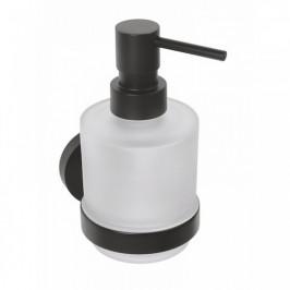 Dávkovač tekutého mýdla MINI Bemeta Dark 200 ML, černá 104109100