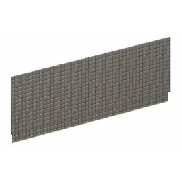 Panel k vaně Polysan SATINA 180 cm akrylát 30409