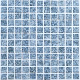 Skleněná mozaika Mosavit Burbujas 30x30 cm lesk BURBUJAS