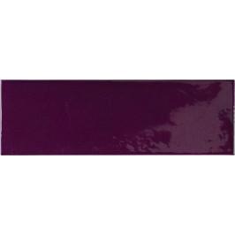Obklad Equipe VILLAGE aubergine 6,5x20 cm lesk VILLAGE25650