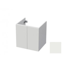 Koupelnová skříňka pod umyvadlo Naturel Ratio 60x61,5x40 cm bílá mat CU602D56PU.9016M