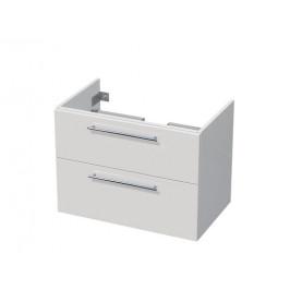 Koupelnová skříňka pod umyvadlo Naturel Ratio 73x56x45 cm bílá mat MK752Z56.9016M