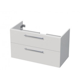 Koupelnová skříňka pod umyvadlo Naturel Ratio 95,5x56x37 cm bílá mat PN1002Z56.9016M