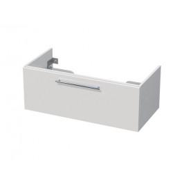Koupelnová skříňka pod umyvadlo Naturel Ratio 100x36x44 cm bílá mat PS1051Z36.9016M