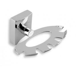 Držák kartáčků Novaservis Metalia 12 x10,5 cm chrom 0244,0