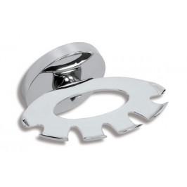 Držák kartáčků Novaservis Metalia 1 10,5 cm chrom 6173.0