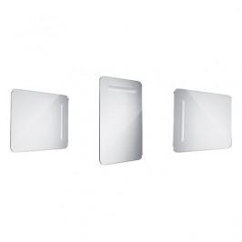 Zrcadlo bez vypínače Nimco 70x50 cm hliník ZP 2001