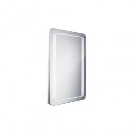 Zrcadlo bez vypínače Nimco 60x80 cm hliník ZP 5001