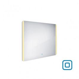 Zrcadlo se senzorem Nimco 70x90 cm hliník ZP 17019V
