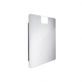 Zrcadlo bez vypínače Nimco 60x80 cm hliník ZP 20002