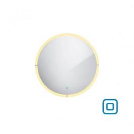 Zrcadlo se senzorem Nimco 60x60 cm hliník ZP 24000RV