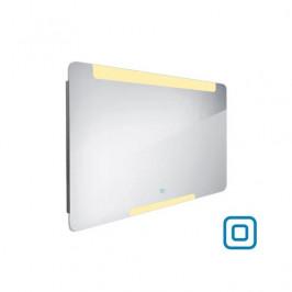 Zrcadlo se senzorem Nimco 120x70 cm hliník ZP 22006V