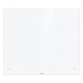 Indukční varná deska Mora bílá VDIT651CW