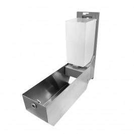 Dávkovač mýdla Nimco nerez HPM 27031-P-10