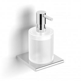 Dávkovač mýdla Swiss Aqua Technologies Evolution R chrom/mléčné sklo SATDEVOR99
