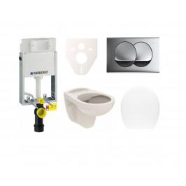 Závěsný wc set k zazdění S-Line SIKOGE1U71