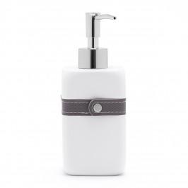 Dávkovač mýdla Swiss Aqua Technologies Bela šířka 7 cm bílá BELA99