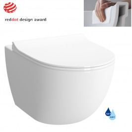 Závěsné WC Vitra Shift, zadní odpad, 54cm RN010REX - Reddot design ocenění