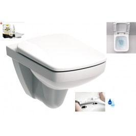Závěsné WC se sedátkem softclose Kolo Kolo, zadní odpad, 53cm SIKOSTNM33123S