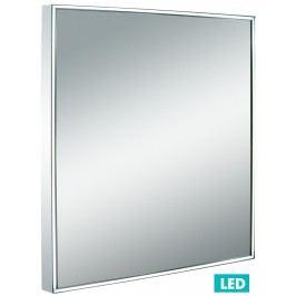 Naturel Zrcadlo s osvětlením led Iluxit 60x60 cm IP44 ZIL6060LED