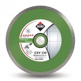Rubi kotouč diam.kontin.CSV 125 Superpro R30883