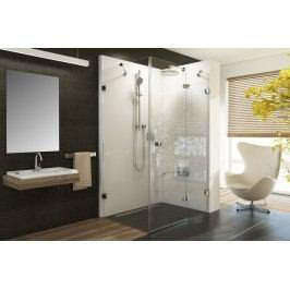 Sprchový kout Ravak Brilliant obdélník 90 cm, čiré sklo, chrom profil 0UPG7A00Z1