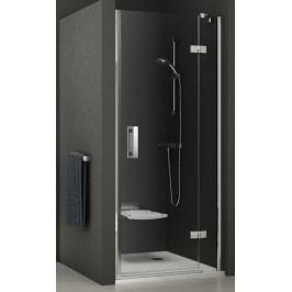 Sprchové dveře Ravak Serie 700 jednokřídlé 90 cm, čiré sklo, chrom profil, pravé 0SP7BA00Z1