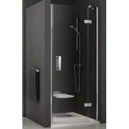Sprchové dveře Ravak Serie 700 jednokřídlé 100 cm, čiré sklo, chrom profil 0SLAAA00Z1