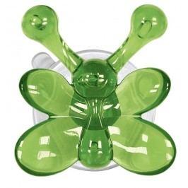 Kleine Wolke Nástěnný háček s přísavkou Crazy Hooks, zelená 5068657887