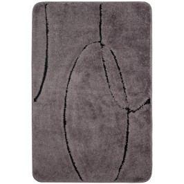 Koupelnová předložka akryl Optima 60x90 cm, tmavě šedá PRED011