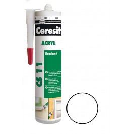 Akryl tmel Ceresit CS11 300 ml bílá CS11