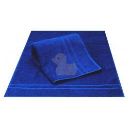 Ručník Ema 100x50 cm, modrá, 400 g/m2 RUC041