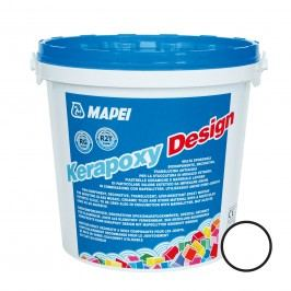 Spárovací hmota Mapei Kerapoxy Design 3 kg bílá (RG) 5K79903
