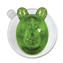Kleine Wolke Nástěnný háček s přísavkou Crazy Hooks, zelená 5070657887