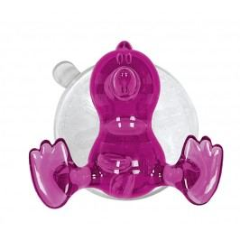 Kleine Wolke Nástěnný háček s přísavkou Crazy Hooks, fialová 5069463887