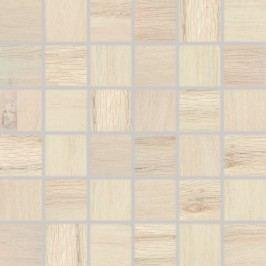 Mozaika Rako Piano světle béžová 30x30 cm, lesk, rektifikovaná WDM06515.1