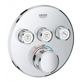 Sprchová baterie podomítková Grohe Smart Control bez podomítkového tělesa 29121000