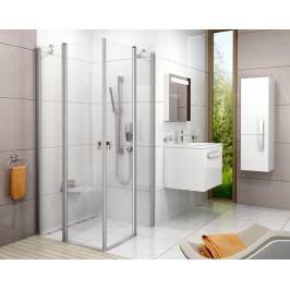 Sprchové dveře Ravak Chrome jednokřídlé 120 cm, čiré sklo, chrom profil 1QVG0C00Z1