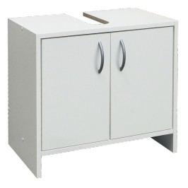 Skříňka pod umyvadlo Multi Praxis 55 cm, bílá SKDEMONT