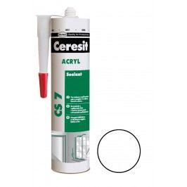 Akryl tmel Ceresit CS7 280 ml bílá CS7